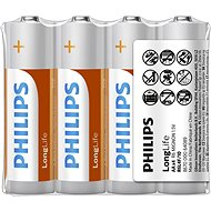 Philips R6L4F 4pcs - Battery