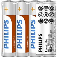 Philips R03L4F 4pcs included - Battery