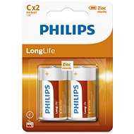 Philips R14L2B 2 pcs per pack - Battery