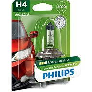 PHILIPS H4 LongLife EcoVision - Car Bulb