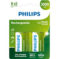 Philips R20B2A300 2 pcs per pack - Batteries