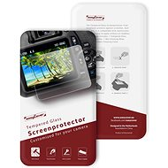 Easy Cover Screen Protector for Canon 1300D / T6 Display - Tempered Glass