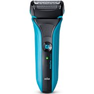BRAUN WaterFlex WF2S Blue - Shaver