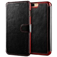 Verus Dandy Layered Leather Case black and white - Mobile Phone Case