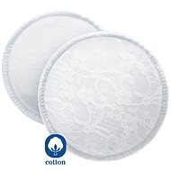 Philips AVENT Cotton Absorbent Breast Pads - Works - breast pads