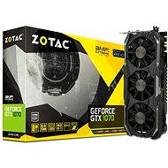 ZOTAC GeForce GTX AMP Extreme 1070 - Graphics Card