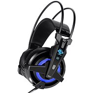 E-Blue Auroza EHS950 FPS Black - Headphones with Mic