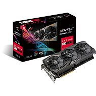 ASUS ROG STRIX GAMING RX580 DirectCU III OC 8GB - Graphics Card