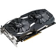 ASUS DUAL RX580 OC 8GB - Graphics Card