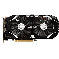 MSI GeForce GTX 1060 6GT OCV1 - Graphics Card