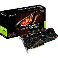 GIGABYTE GeForce GTX 1080 WindForce OC 8G - Graphics Card