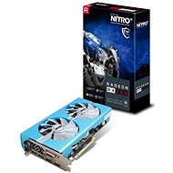 SAPPHIRE NITRO+ Radeon RX 580 Special Edition METAL BLUE - Graphics Card