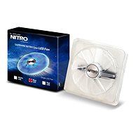 Sapphire Nitro Gear LED FAN red - Cooler