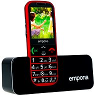 Emporia ECO Red - Mobile Phone