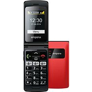 Emporia FLIP basic red - Mobile Phone