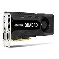 HP NVIDIA Graphics PLUS Quadro K5000 - Graphics Card
