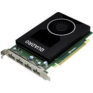 HP NVIDIA Graphics PLUS Quadro M2000 4GB - Graphics Card