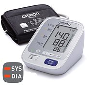 OMRON M3 with colour hypertension indicator - Pressure Monitor