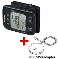 OMRON RS8 with internet connection+ NFC/USB adapter - Blood Pressure Monitor