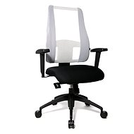 TOPSTAR Lady Sitness Deluxe white / black - Office Chair
