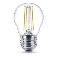 Philips LEDClassic Filament drop Retro 4-40W, E27, 2700K, clear - LED bulb