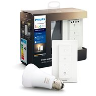 Philips Hue White Ambiance Dimming kit + Philips Hue White Ambiance 9.5W - Controller