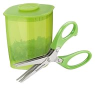 Tescoma Herbs shears PRESTO 15 cm, with jar - Kitchen Scissors