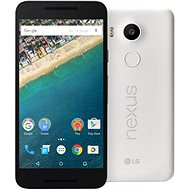 LG Nexus 5x 32GB Quartz - Mobile Phone