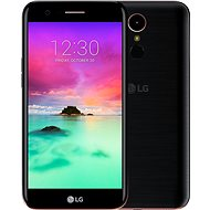 LG K10 (M250N) 2017 Black - Mobile Phone