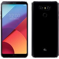LG G6 Black - Mobile Phone