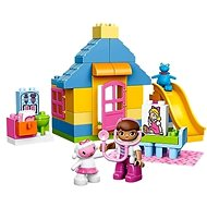 LEGO DUPLO 10606 Doc McStuffins Backyard Clinic - Building Kit