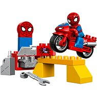 LEGO DUPLO 10607 Spider-Man Web-Bike Workshop - Building Kit
