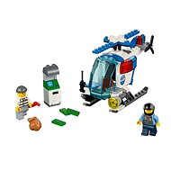 LEGO Juniors 10720 Police Helicopter Chase - Building Kit