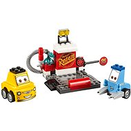 LEGO Juniors 10732 Guido and Luigi's Pit Stop - Building Kit