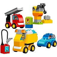 LEGO DUPLO 10816 My First Cars and Trucks - Building Kit