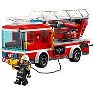 LEGO City 60107 Fire Ladder Truck - Building Kit