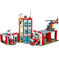 LEGO City 60110 Fire Station - Building Kit