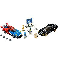 LEGO Speed Champions 75881 2016 Ford GT & 1966 Ford GT40 - Building Kit
