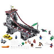 LEGO Super Heroes 76057 Spider-Man: Web Warriors Ultimate Bridge Battle - Building Kit