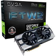 EVGA GeForce GTX 1070 FTW2 GAMING iCX - Graphics Card