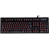 Fnatic Gear Rush Red (UK) - Keyboard
