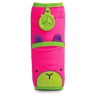 Seat belt protection pink - Travel Toy