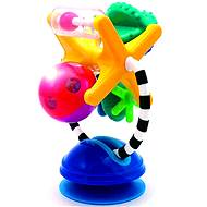 Illuminated mill with suction cup - Water Toy
