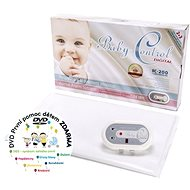 Baby Control Digital BC-200 + DVD First aid to children - Breathing Monitor