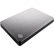 Seagate BackUp Plus Portable 1000GB silver - External Disk