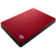 Seagate BackUp Plus Portable 2000GB red - External Disk