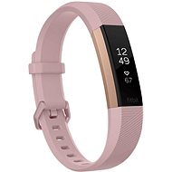 Fitbit Alta HR Pink Rose Gold Small - Fitness Tracker