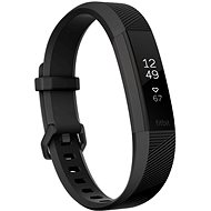 Fitbit Alta HR Black Gunmetal Large - Fitness Tracker