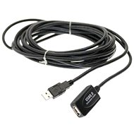 PremiumCord USB 2.0 repeater 5 m extension - Data cable