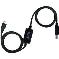 PremiumCord USB 2.0 repeater 20m interconnecting - Data cable